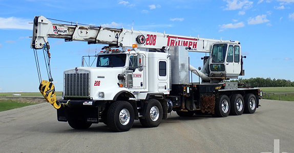 2015 Kenworth C500 boom truck sold at Ritchie Bros.