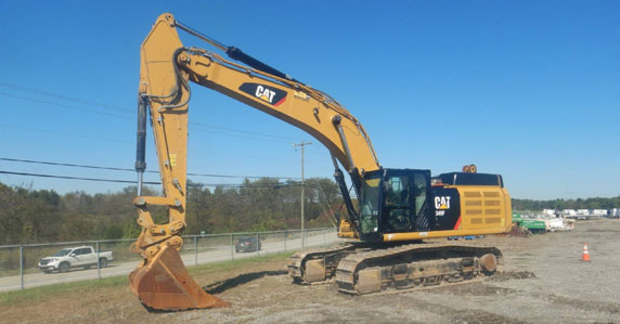Construction equipment sold at Ritchie Bros. unreserved auctions