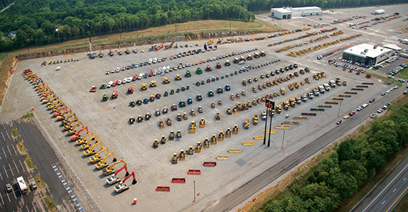 Heavy equipment for sale at Ritchie Bros. auctions