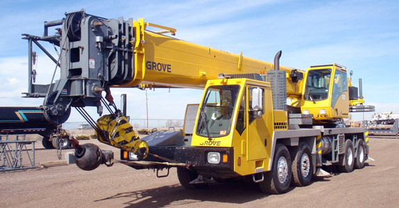Types Of Mobile Cranes : Types of mobile cranes and what they re used for