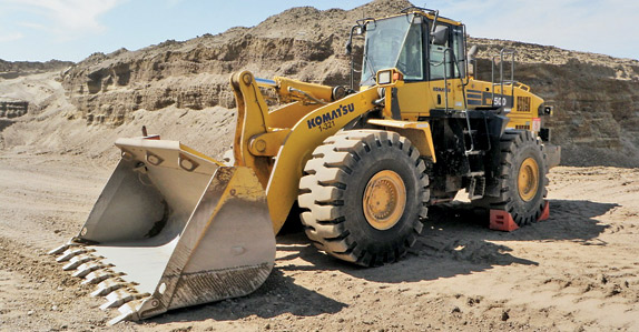 Rental rates for heavy equipment have risen +8.4% overall in the past 12 months