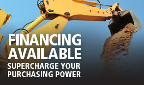 Financing - Supercharge your purchasing power