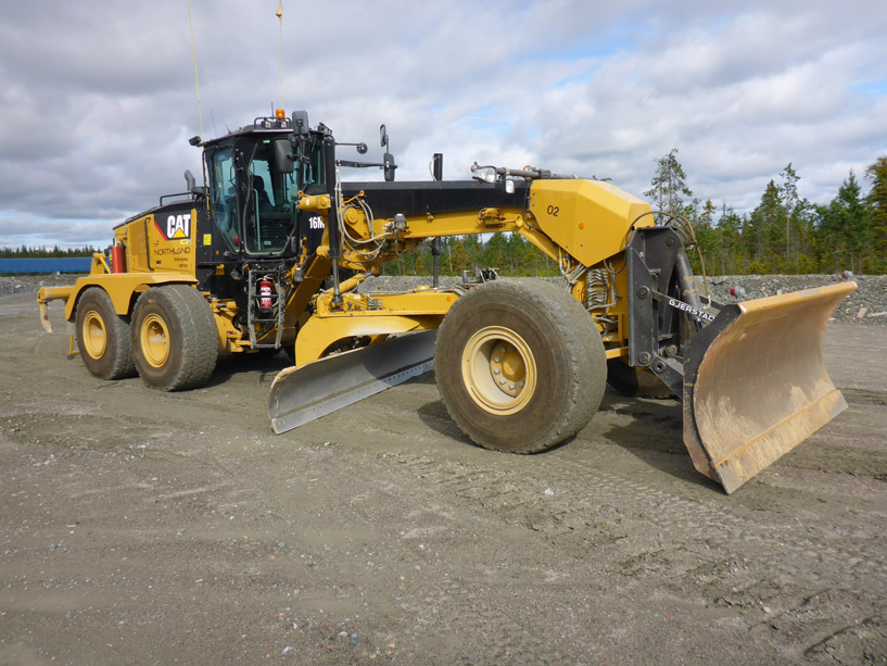 2013 Caterpillar 16m Ritchie Bros Auctioneers