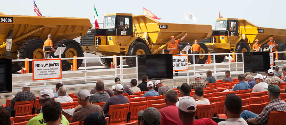 Chicago, IL, USA Auction Site | Ritchie Bros  Auctioneers