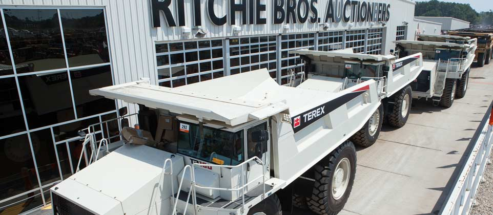 Houston TX USA Ritchie Bros Auctioneers - Houston location in usa