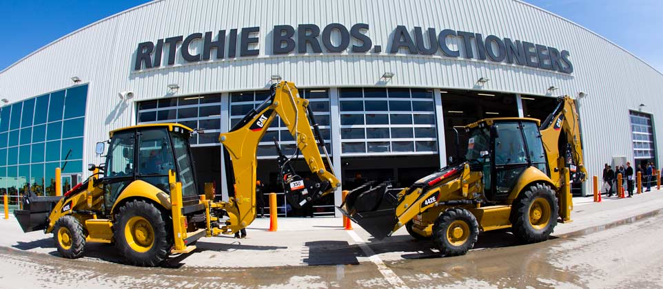 Auction Site | Ritchie Bros  Auctioneers