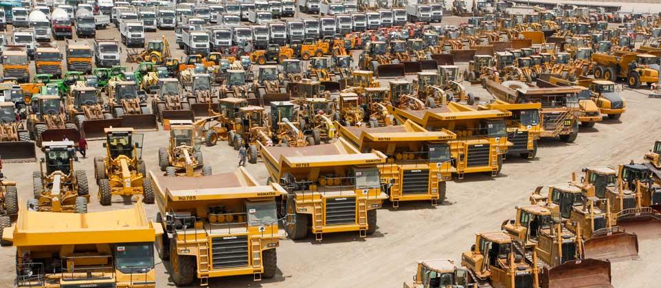 Heavy equipment auction in Dubai (UAE) Auction Site | Ritchie Bros