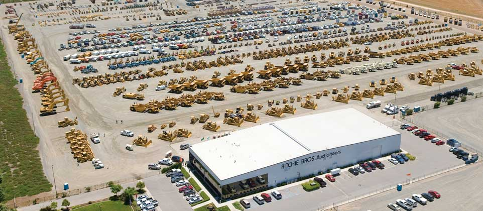 Los Angeles, CA, USA Auction Site | Ritchie Bros  Auctioneers