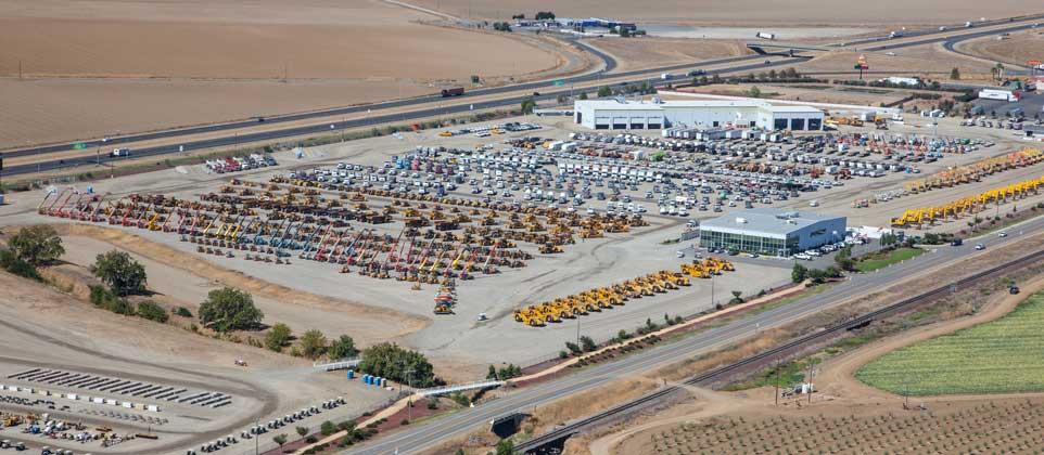 Sacramento, CA, USA Auction Site | Ritchie Bros  Auctioneers