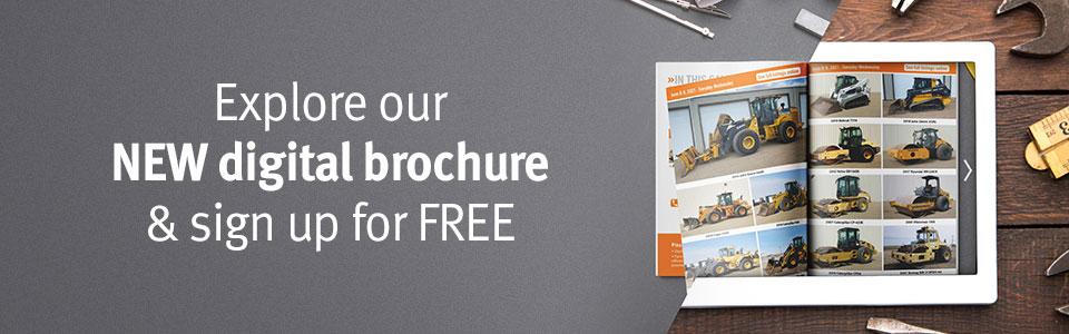 Digital Brochure Subscription