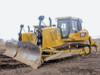 2011 Caterpillar D7E crawler tractors - Edmonton, AB - April 24 - 26, 2012