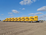 Ritchie Bros. to sell more than 350 truck tractors over six days in Eastern Canada