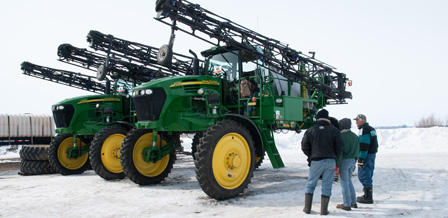 New & Used Agriculture Applicators for Sale