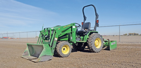 A huge selection of new & used utility tractors added daily