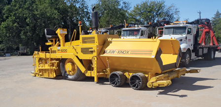 New & Used Asphalt Paving Equipment for Sale