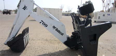 New & Used Loader Backhoe Attachments for Sale