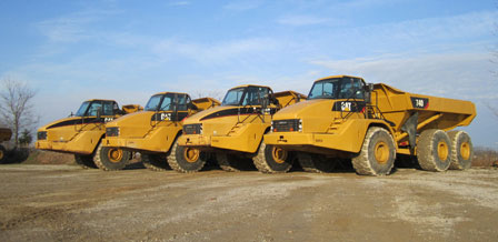 New & Used Articulate Dump Trucks for Sale