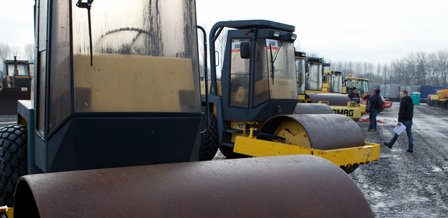 New & Used Vibratory Rollers for Sale