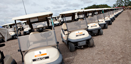 Find a used golf cart for sale at a Ritchie Bros. auction near you