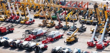A huge selection of new & used conventional truck cranes added daily