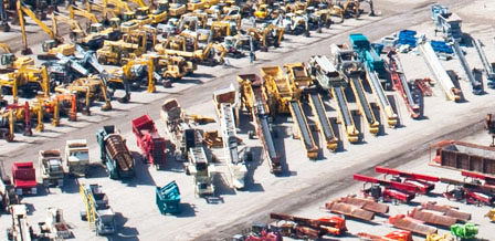 Looking for new or used mats for drilling & mining?