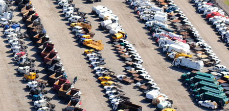 A huge selection of new & used wheel loader jibs added daily!