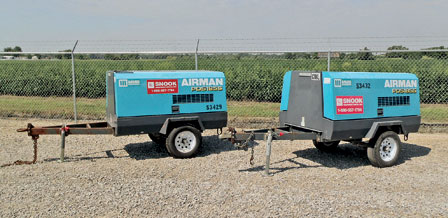 New & Used Air Compressors for Sale