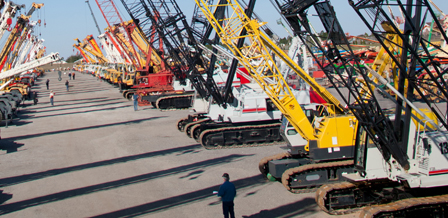 New & Used Crawler Cranes for Sale