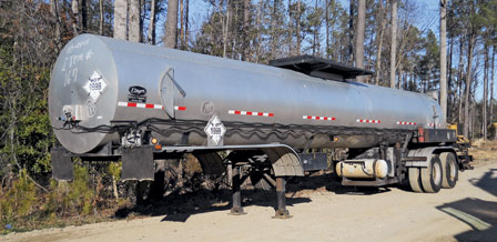 New & Used Asphalt Trailer for Sale