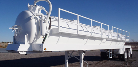 New & Used tanker trailer for Sale