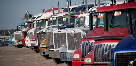 Cab & chassis, prime movers and truck tractors