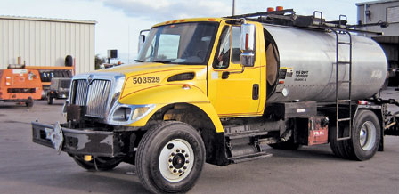 New & Used Asphalt Trucks for Sale