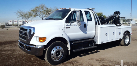 Used tow trucks for sale at upcoming Ritchie Bros. auctions