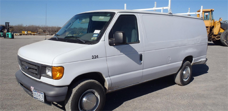 New & Used Van Trucks and Reefer Trucks for Sale