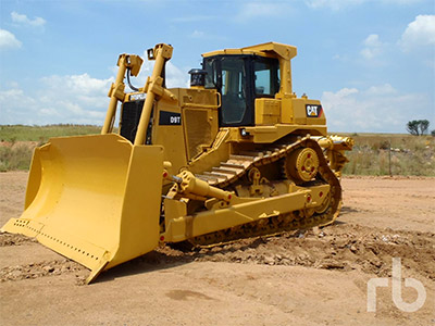 Used CAT dozers | D Series | Ritchie Bros. Auctioneers