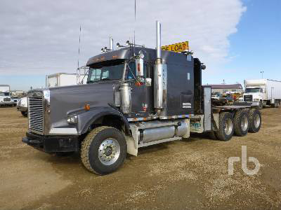 Freightliner Trucks For Sale >> Used Freightliner Trucks For Sale Ritchie Bros Auctioneers