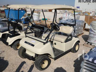 Used Golf Carts Electric Or Gas Ritchie Bros Auctioneers