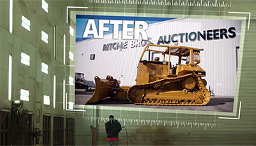 Refurbishing | Ritchie Bros  Auctioneers