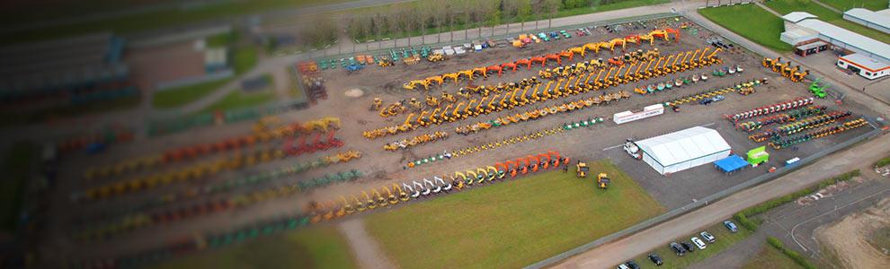uk machine auctions