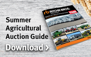 Summer 2017 Agricultural Auction Guide