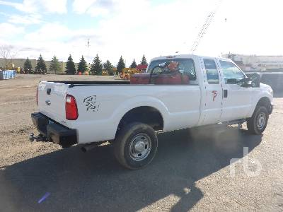 2015 ford f250 xl super duty extended cab 4x4