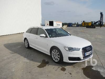 2015 Audi A6 Avant 20 Tdi 5 Passenger Automobile Lot 3 Ritchie