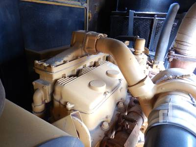 2008 caterpillar lc6 365 kva skid mounted