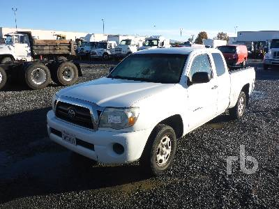 2006 Toyota Tacoma Extended Cab Pickup
