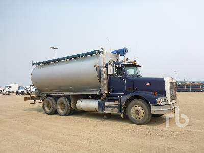 1990 peterbilt 377 t a unibox feed