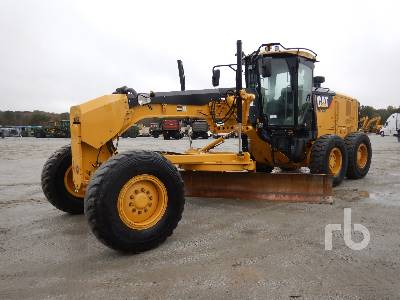 2012 CATERPILLAR 140M2 VHP