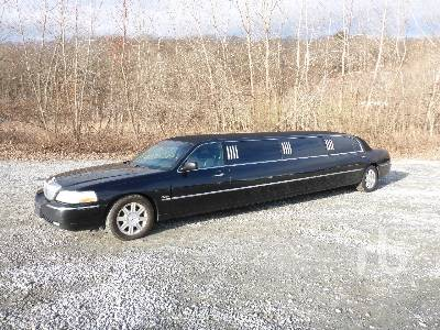 2011 Lincoln Town Car Executive Limousine Ritchie Bros Auctioneers