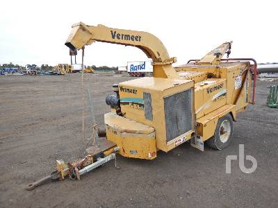 2005 VERMEER BC1800XL S/A Tow Behind Wood Chipper | Ritchie