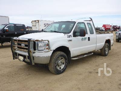 extended cab f250