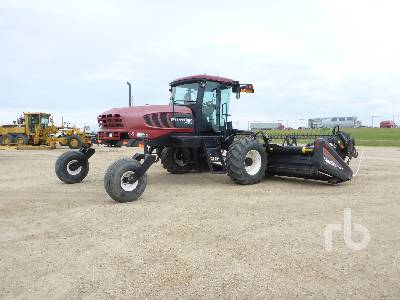 2012 MACDON M155 25 Ft Swather Lot #185 | Ritchie Bros  Auctioneers